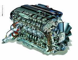 Bmw straight 6 inline 6 engine