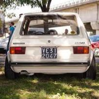 White mark 1 golf