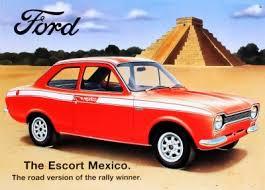 Mark 1 Ford Escort Mexico