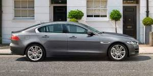 Grey Jaguar XE