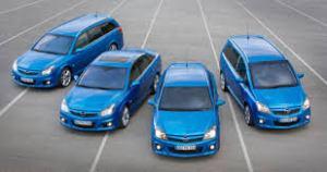 OPC Blue Opel Astra, Zafira, Corsa, Vectra