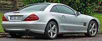 R230 Mercedes SL