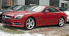 R231 merceded Benz SL