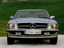 Mercedes Benz R107 SL