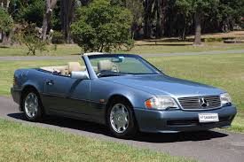 R129 Mercedes Benz SL