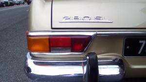 Mercedes 280sl pagoda