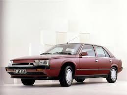 Burgundy Renault 25