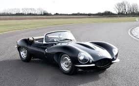 British Racing Green Jaguar XKSS