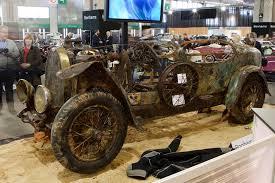 Bugatti barnfind