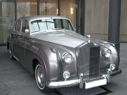 Silver Cloud Rolls Royce